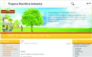 IPTEKS BAGI PRODUK EKSPOR: UPGRADING THE OFFICIAL WEBSITE
